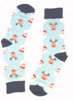 my2socks - xmas reindeer