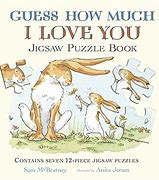 Jigsaw Puzzle Book - McBratney, Sam - Guess How Much I Love You