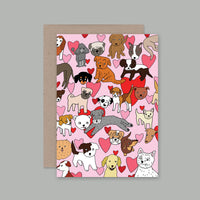 Ahd Paper Co - I Love Dogs