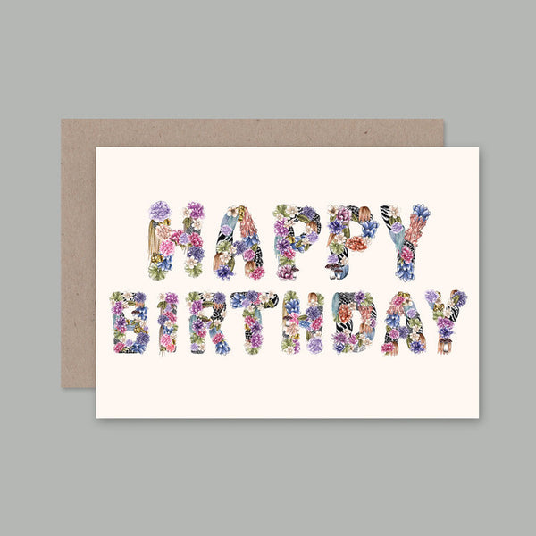 Ahd Paper Co - Happy Birthday (VG)