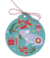 Earth Greetings Christmas Gift Tags - Nature's Gifts