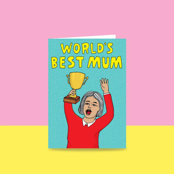 Able & Game - Mother's Day - World's Best Mum
