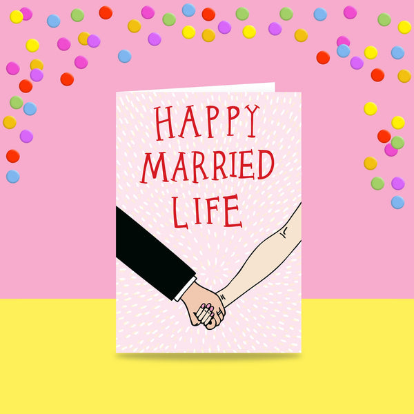 Able & Game - Happy Married Life