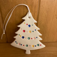 Paper Boat Press Christmas Tree Decoration