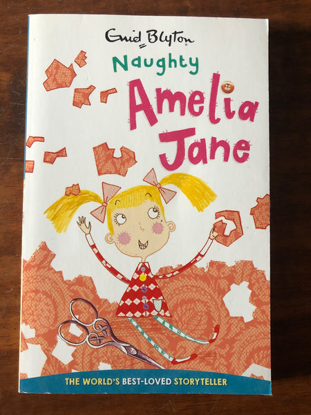 Blyton, Enid - Classic Collection - Naughty Amelia Jane (Paperback)