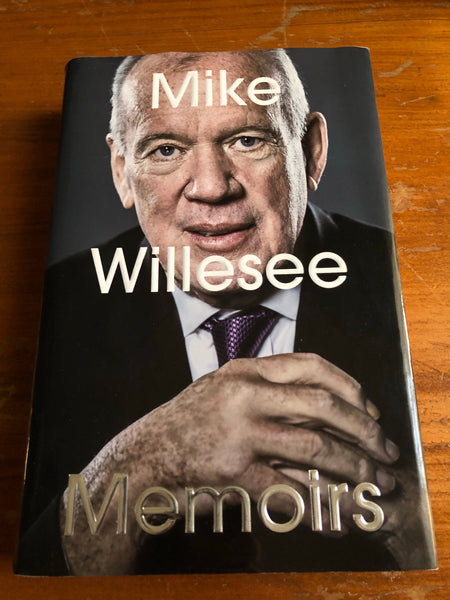 Willesee, Mike - Memoirs (Hardcover)
