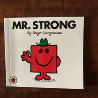 Hargreaves, Roger - Mr Strong (Paperback)
