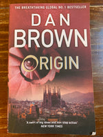 Brown, Dan - Origin (Paperback)
