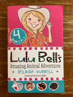 Murrell, Belinda - Lulu Bell's Amazing Animal Adventures (Paperback)