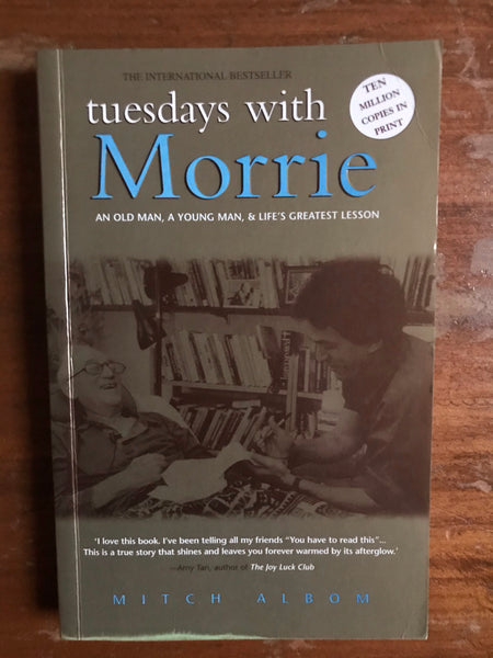 Albom, Mitch - Tuesdays with Morrie (Paperback)