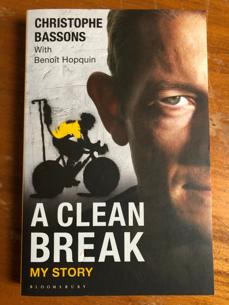 Bassons, Christophe - Clean Break (Trade Paperback)