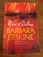 Erskine, Barbara - River of Destiny (Trade Paperback)