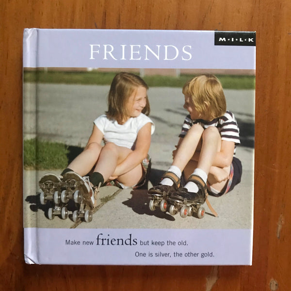 MILK - Friends (Hardcover)