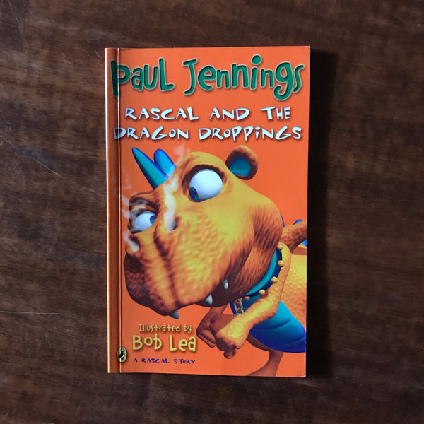 Jennings, Paul - Rascal and the Dragon Droppings (Paperback)