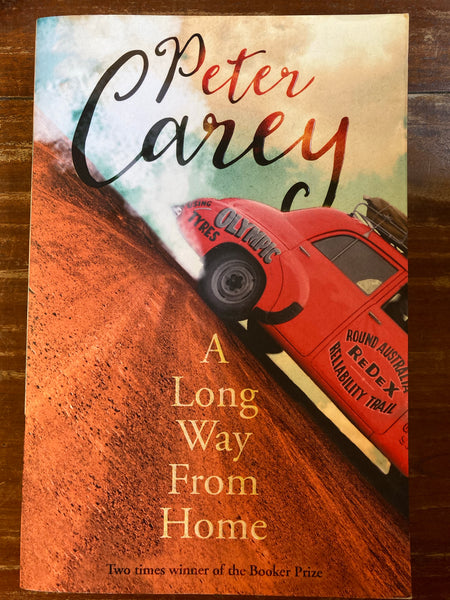Carey, Peter - Long Way From Home (Trade Paperback)