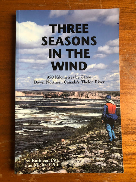 Pitt, Kathleen - Three Seasons in the Wind (Paperback)