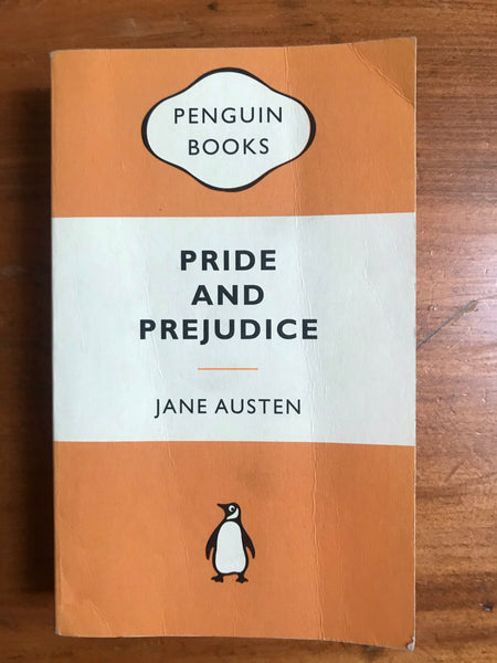 Austen, Jane - Pride and Prejudice (Orange Penguin Paperback)