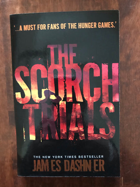 Dashner, James - Maze Runner 02 Scorch Trials (Paperback)