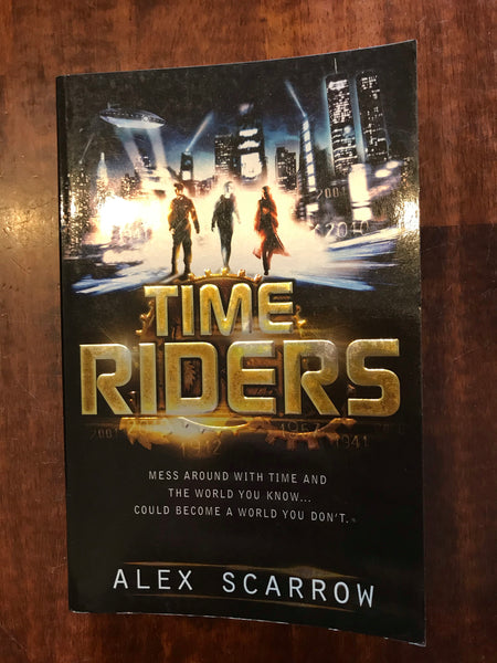 Scarrow, Alex - Time Riders (Paperback)
