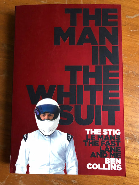Collins, Ben - Man in the White Suit (Trade Paperback)