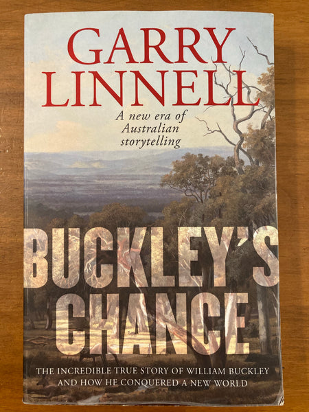 Linnell, Garry - Buckley's Chance (Trade Paperback)