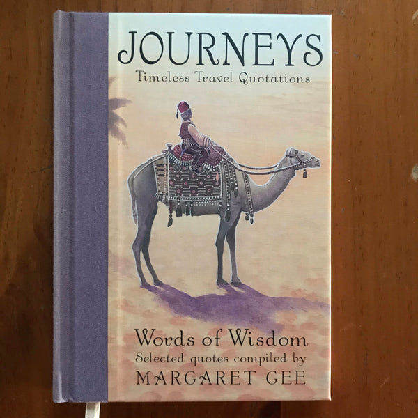 Gee, Margaret - Journeys (Hardcover)