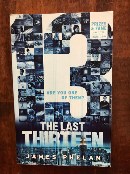 Phelan, James - Last Thirteen 13 (Paperback)