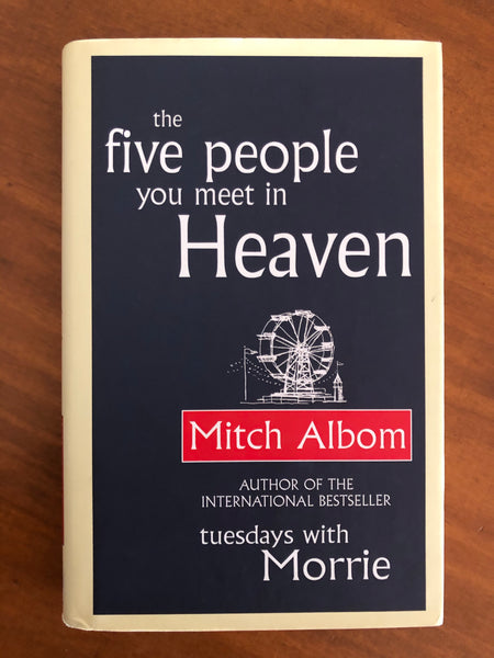 Albom, Mitch - Five People You Meet in Heaven (Hardcover)