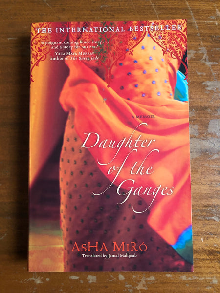 Miro, Asha - Daughter of the Ganges (Paperback)