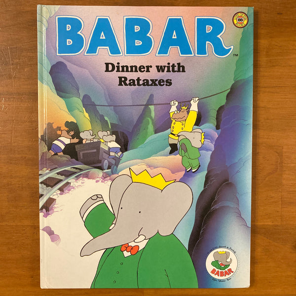 Babar - Dinner with Rataxes (Hardcover)