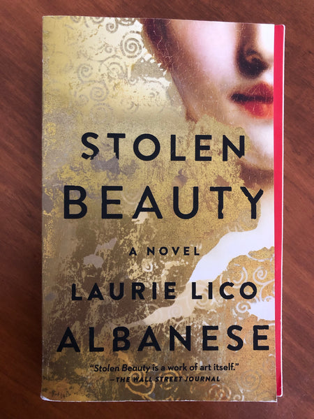 Albanese, Laurie Lico - Stolen Beauty (Paperback)