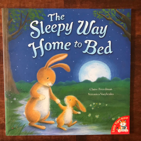 Freedman, Claire - Sleepy Way Home to Bed (Paperback)