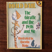 Dahl, Roald - Giraffe and the Pelly and Me (Paperback)