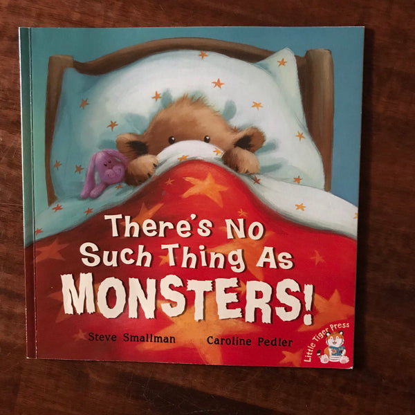 Smallman, Steve - There's No Such Thing As Monsters (Paperback)