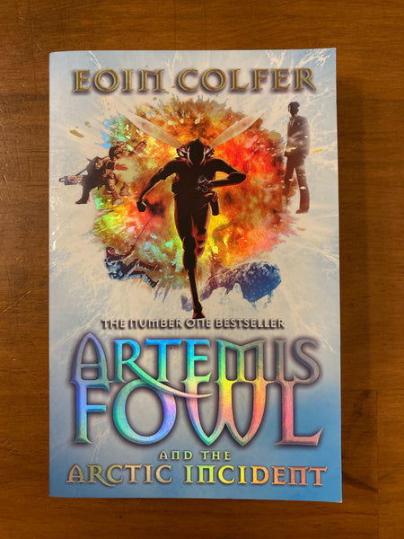 Colfer, Eoin - Artemis Fowl and the Arctic Incident (Paperback)