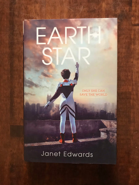 Edwards, Janet - Earth Star (Hardcover)