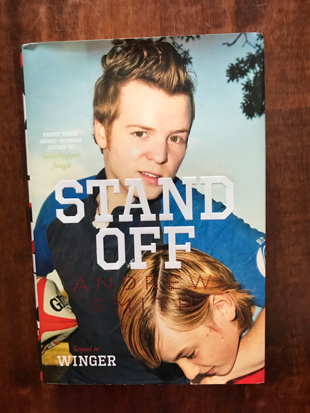 Smith, Andrew - Stand Off (Hardcover)