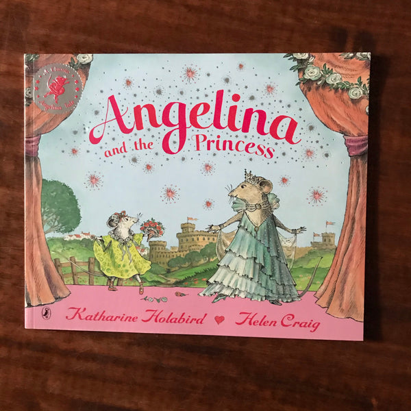 Holabird, Katharine - Angelina and the Princess (Paperback)