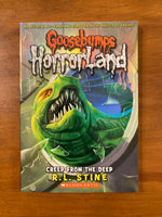 Stine, RL - Goosebumps Horrorland 02 Creep From the Deep (Paperback)