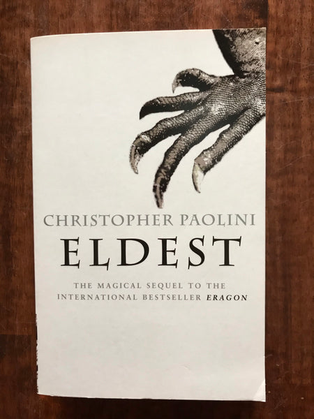 Paolini, Christopher - Eldest (Paperback)