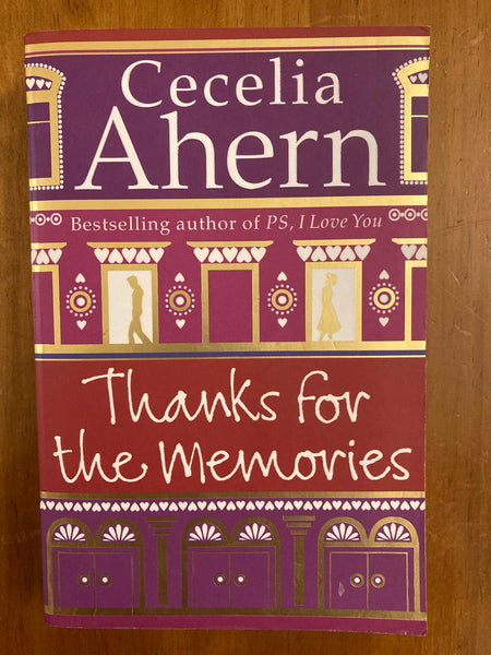 Ahern, Cecelia - Thanks for the Memories (Paperback)