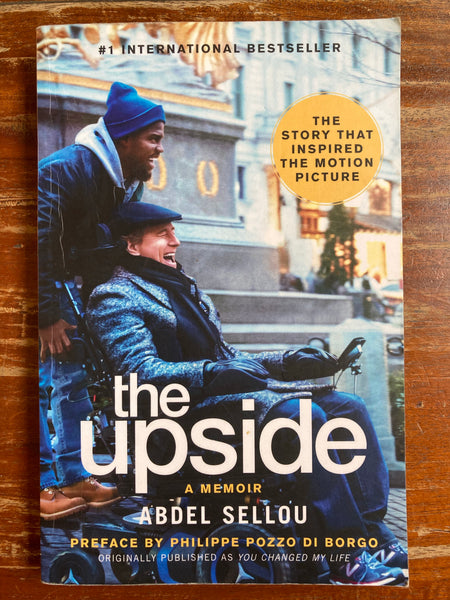 Sellou, Abdel - Upside (film tie-in) (Paperback)