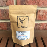 The Tea Catcher - Lemongrass & Ginger 40g