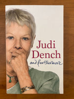 Dench, Judi - And Furthermore (Paperback)