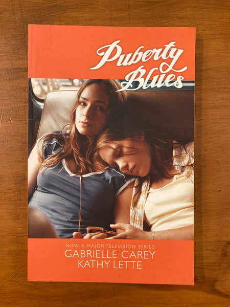 Carey, Gabrielle - Puberty Blues (Paperback)