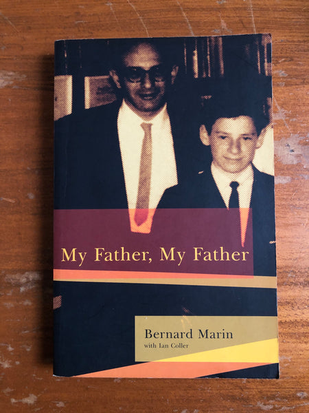 Marin, Bernard - My Father My Father (Trade Paperback)