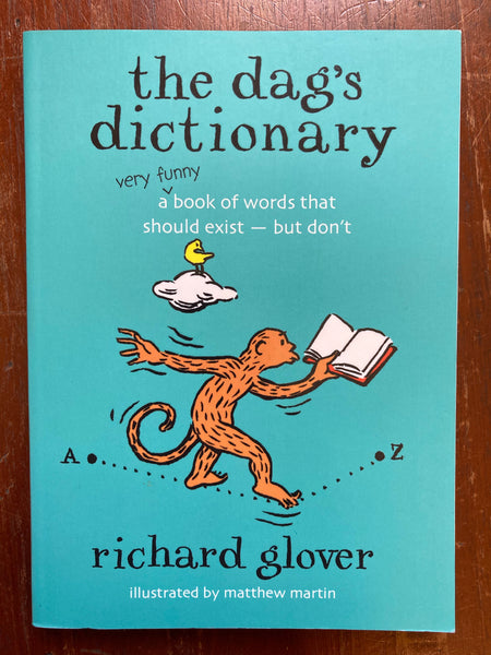 Glover, Richard - Dag's Dictionary (Paperback)