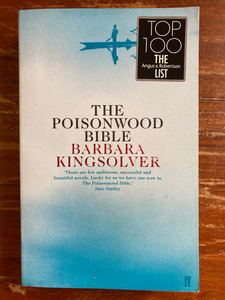 Kingsolver, Barbara - Poisonwood Bible (Paperback)