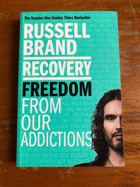 Brand, Russell - Recovery (Paperback)