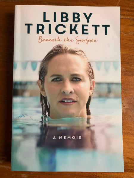 Trickett, Libby - Beneath the Surface (Trade Paperback)